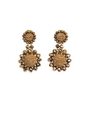 SACHIN & BABI Mini Mini Regal Drop Pendants d'oreilles