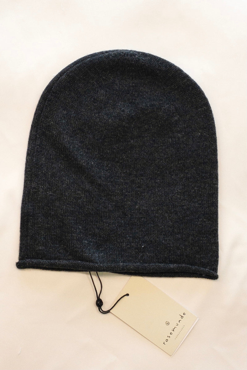 Rosemunde Wool Cashmere Blend Knitted Hat