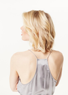 CAMI NYC Racer Stone Camisole Silver Stone Cami