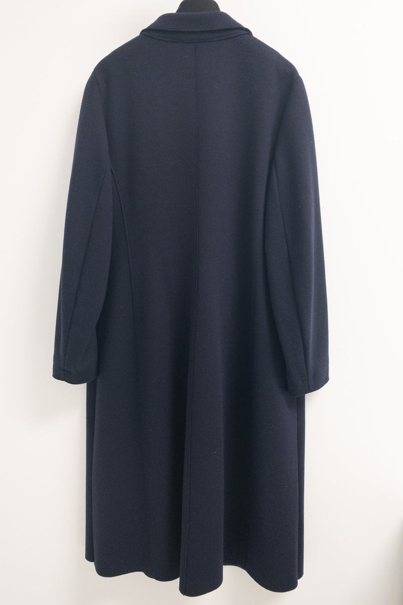Riani Oversized Wool Coat with Big Buttons