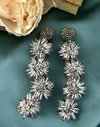 SACHIN & BABI Sparklers Earrings Pendants d'oreilles