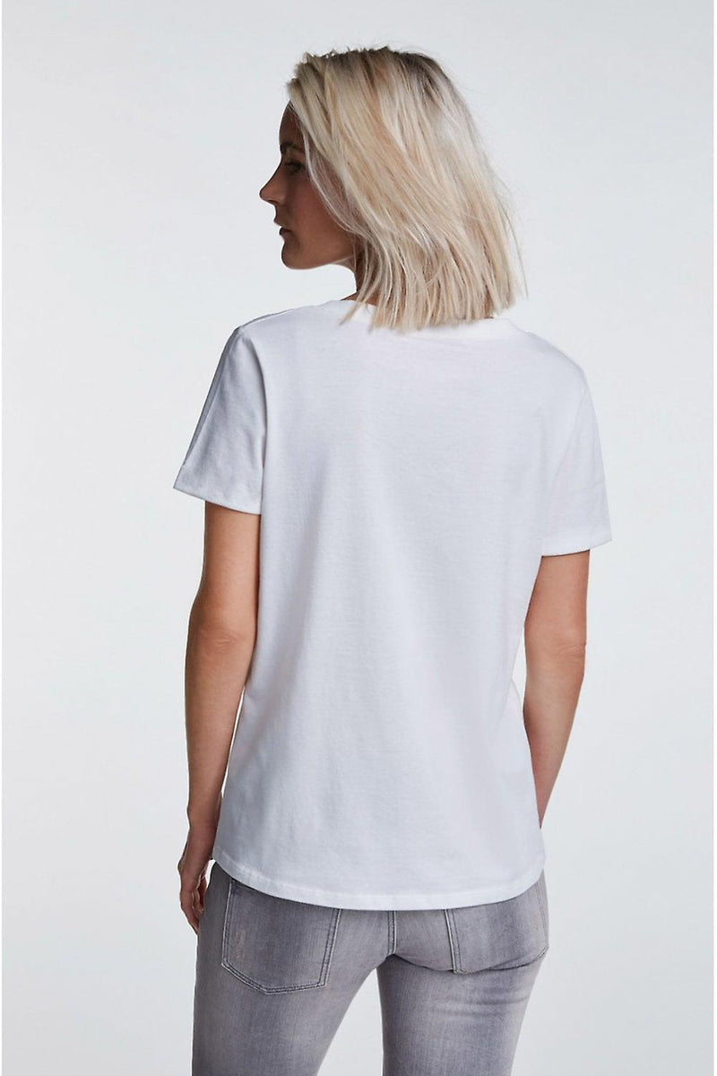 Oui V-Neck T-Shirt Basics