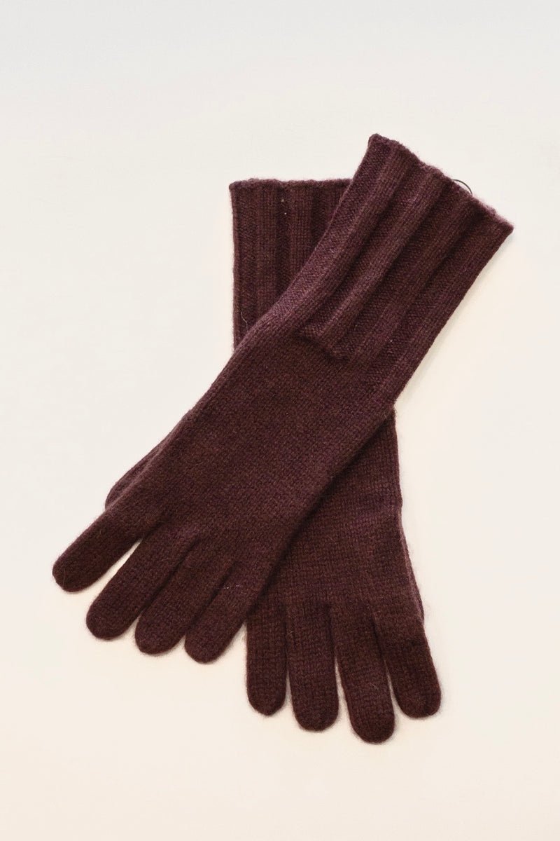 360Cashmere Knitted Gloves