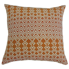 12 Orange Pillows We Can't Get Enough Of I Cloth & Stitch