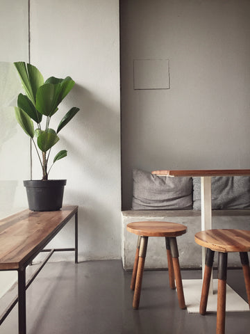 Minimalist Decor I Cloth & Stitch