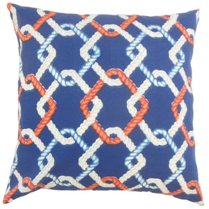 Baker Throw Pillow Cover
