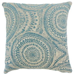 Bonilla Throw Pillow Cover