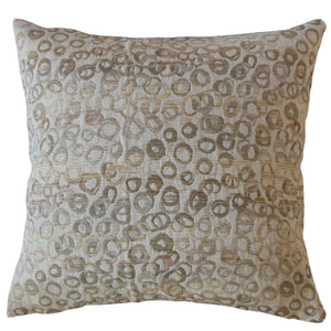 Brooks Throw Pillow Cover