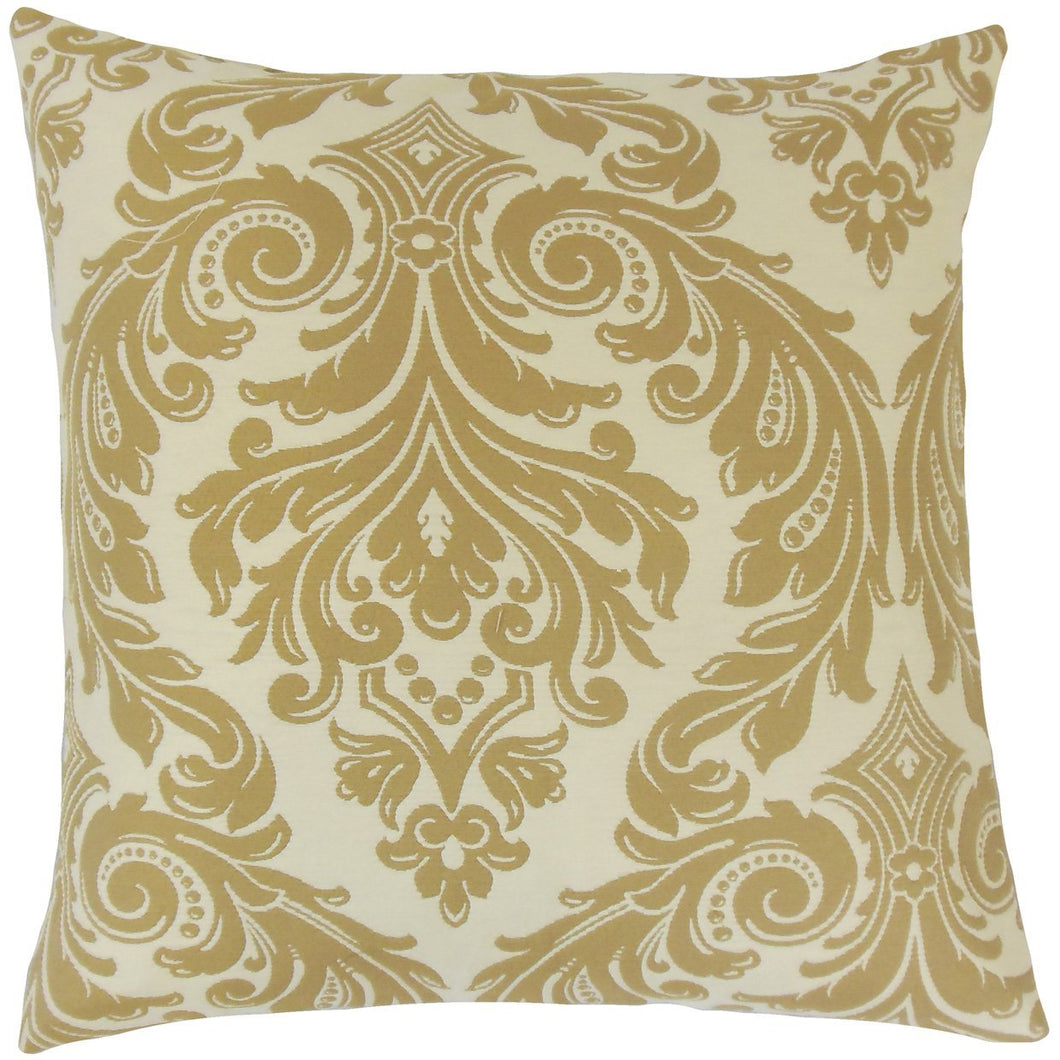 Covert Throw Pillow Cover