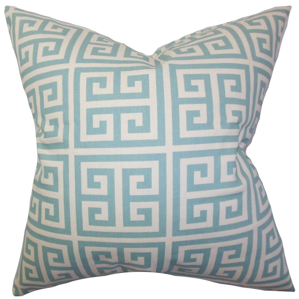Doll Throw Pillow Cover