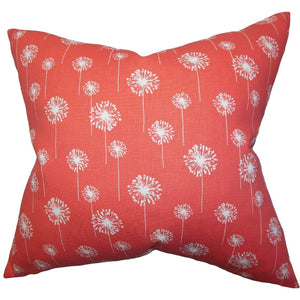 George Throw Pillow Cover