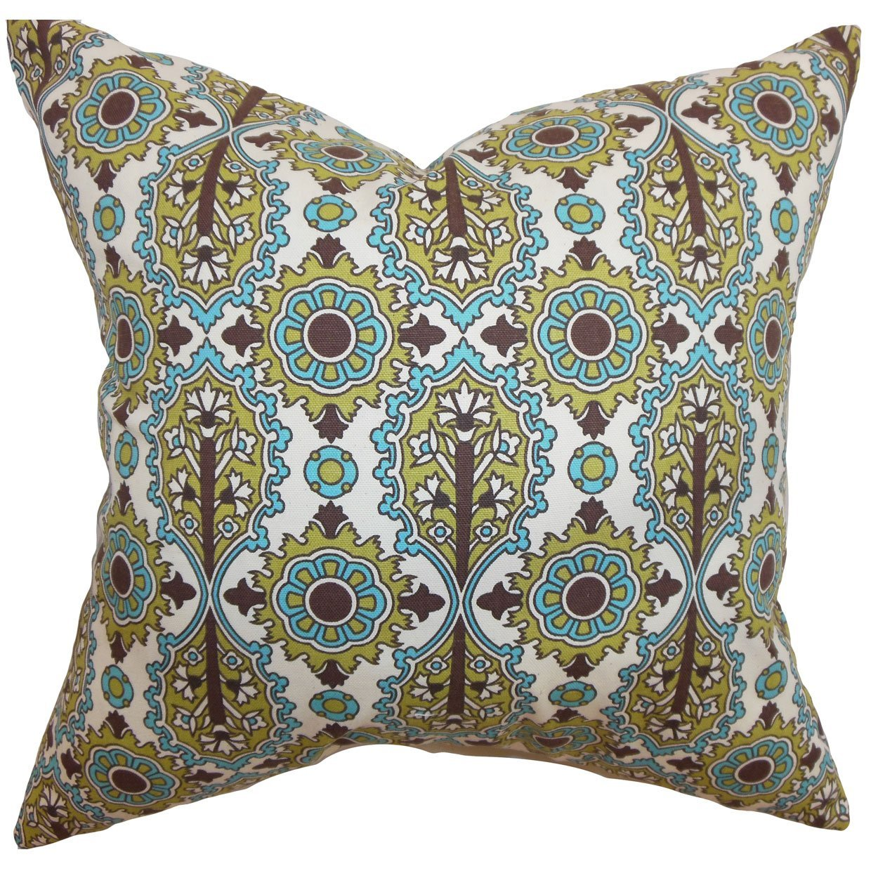 Hardeman Throw Pillow Cover