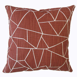 Isaac Throw Pillow Cover