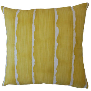 James Throw Pillow Cover