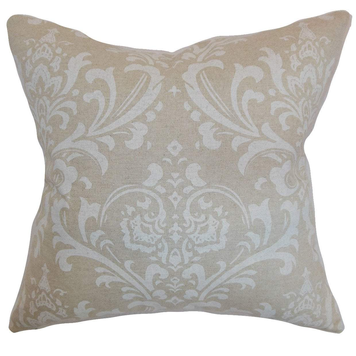 Knight Throw Pillow Cover