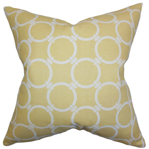 Logan Throw Pillow Cover