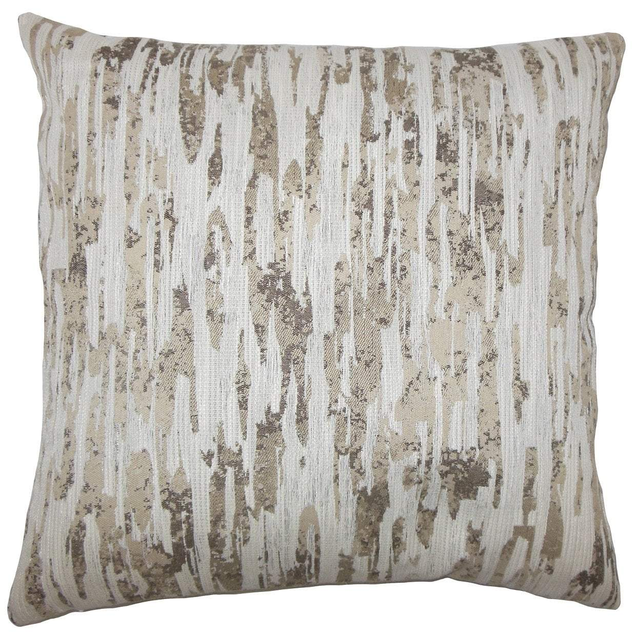 Synthetic Graphic Contemporary Throw Pillow Cover