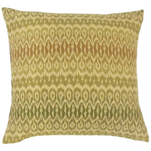 Mund Throw Pillow Cover