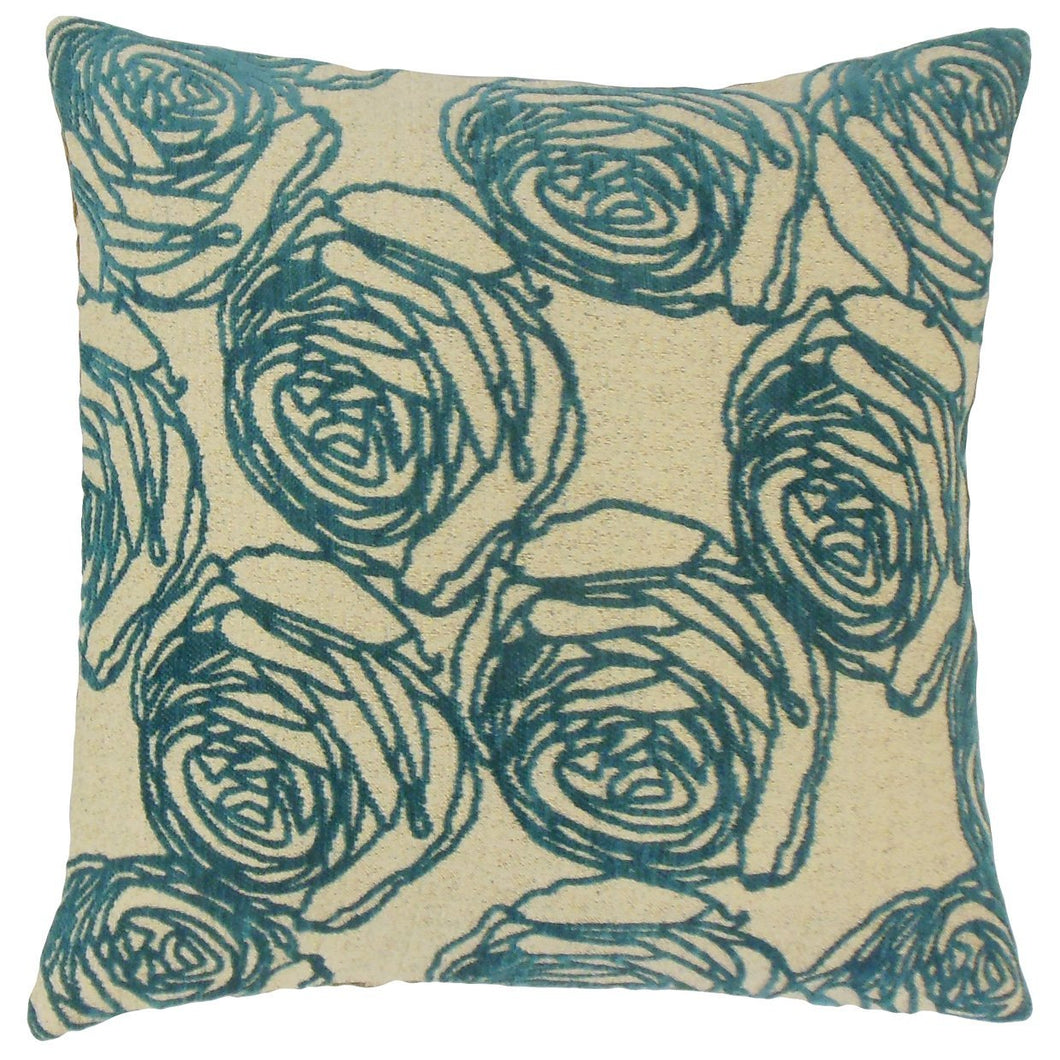 Ransom Throw Pillow Cover