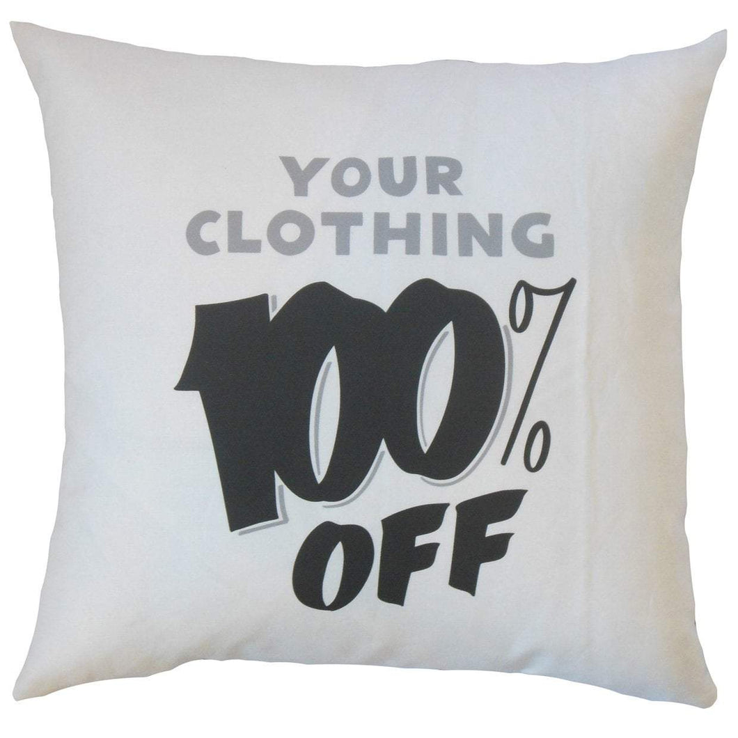 Riddell Throw Pillow Cover