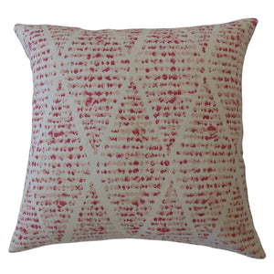 Ringer Throw Pillow Cover