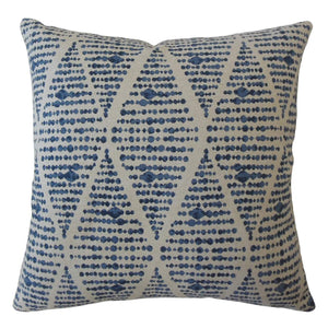 Robbins Throw Pillow Cover