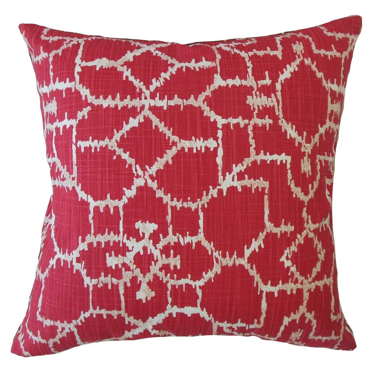 Roux Throw Pillow Cover