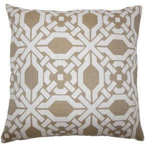 Sherer Throw Pillow Cover