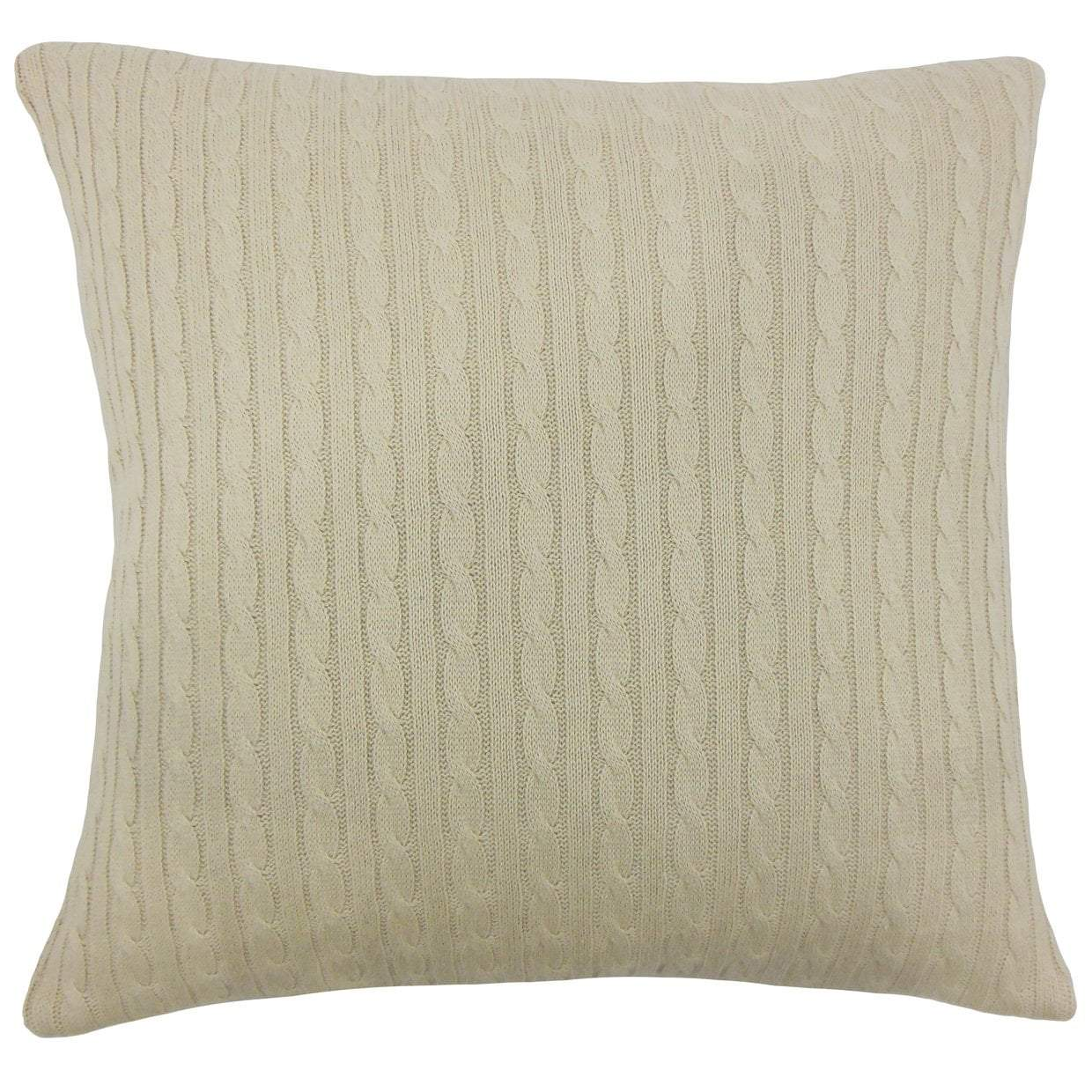 Vargas Throw Pillow Cover