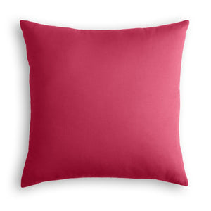 Outdoor Canvas Throw Pillow Cover