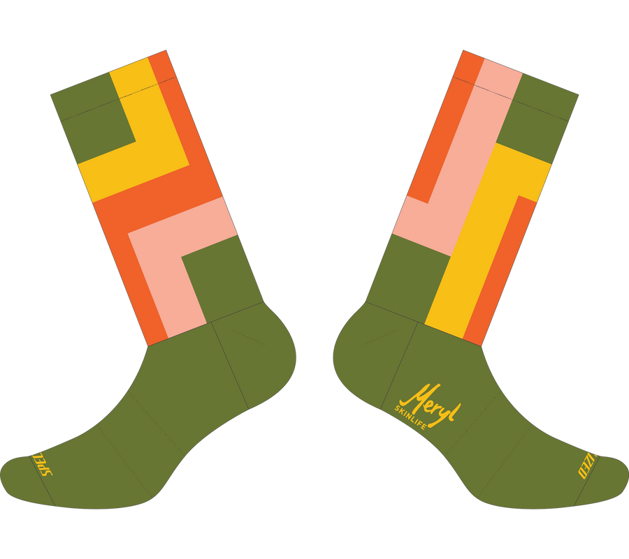 Backdrop Socks