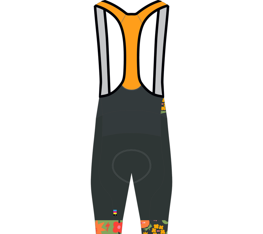 Tablecloth Bib Shorts