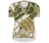 Koolau Camo All Mountain Jersey Wmn