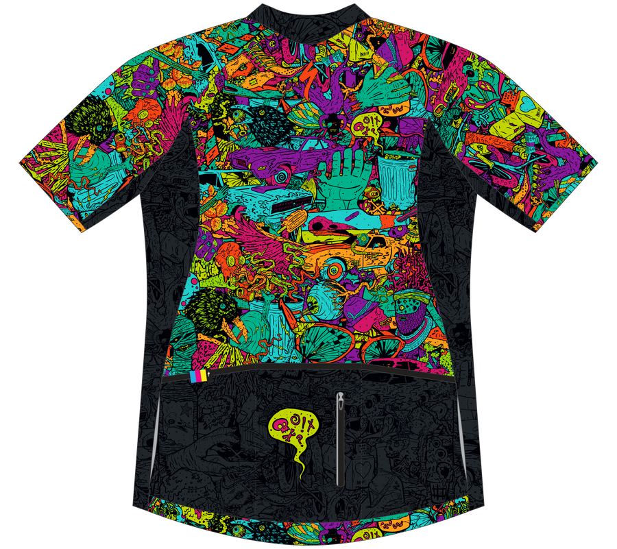 Monster Paradise Jersey Wmn