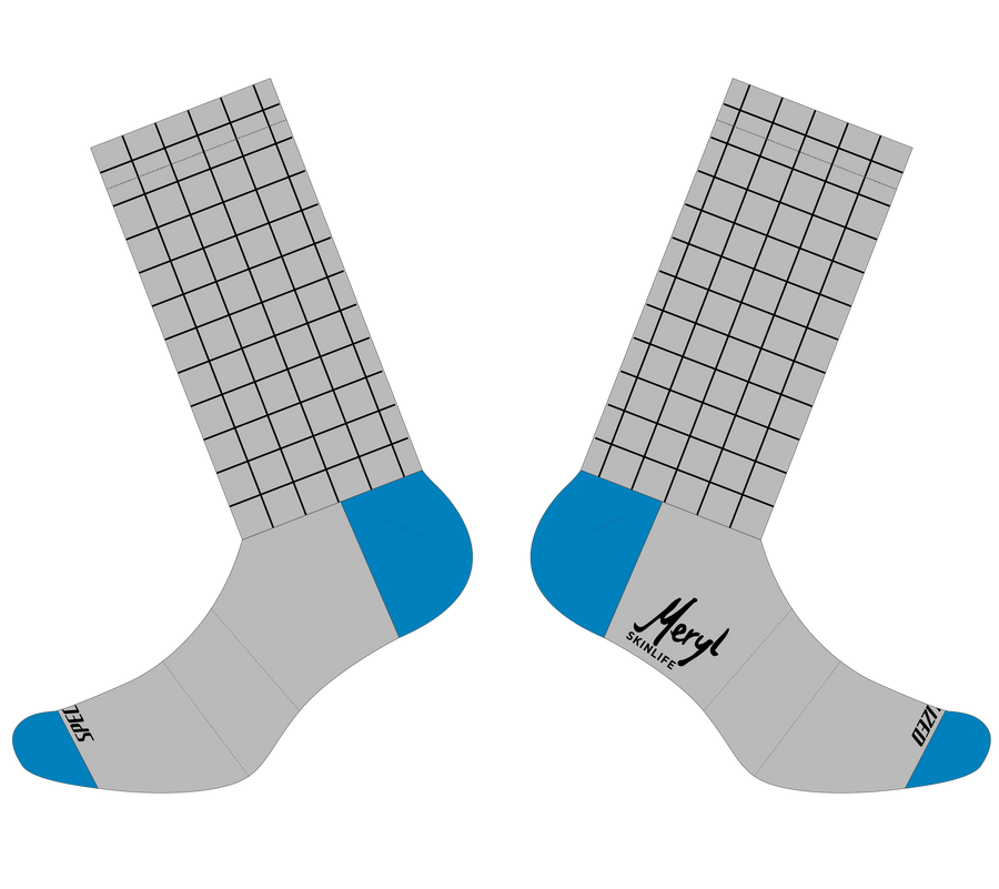 Sneak-Through Socks