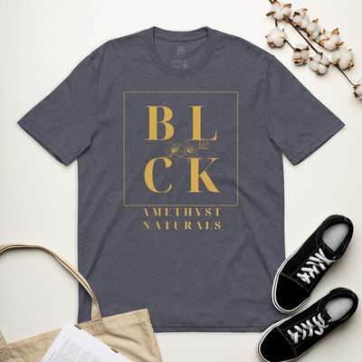 BlckLabel- Recycled T-shirt Unisex