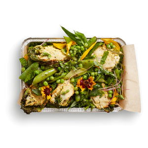 Load image into Gallery viewer, English and Snow Pea Sauté (GF)
