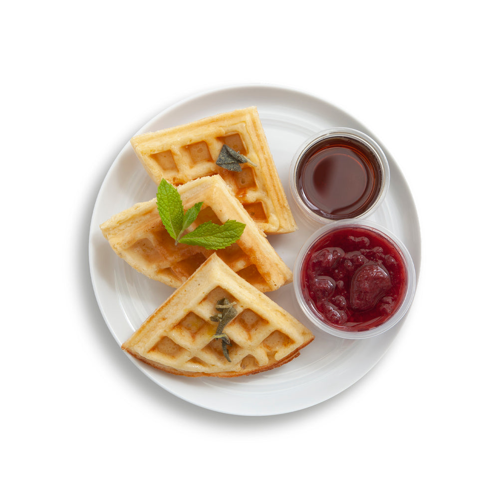 Load image into Gallery viewer, House-Made Belgian Waffles