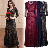 Full Lace Bridesmaid/Formal Gowns, US Sizes 4 - 16