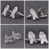 Star Wars' R2D2 Cufflinks