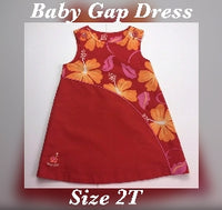 ✨Baby Girl Gap Dress,  US Size 2T