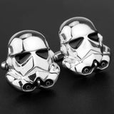 Star Wars Storm Trooper Men's Cuff Links