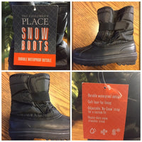 The Children's Place Toddler Snow Boots