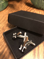 ✨Electric Guitar Shaped Men's Cuff Links