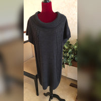 Cowl Neck Calvin Klein Sweater, Size Large