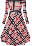 Decorative Plaid Dresses, Sizes Small - 2XLarge