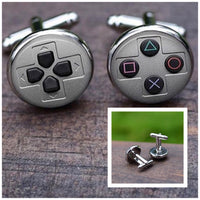 Game Controller Novelty Cuff Links