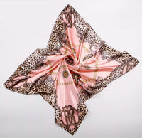"Satin Scarf/Shawl 35"" x 35"""