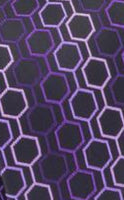 Men's Silk Coordinated Tie Set - Purple Squared