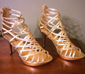 Dollhouse High Heels - Size US 9